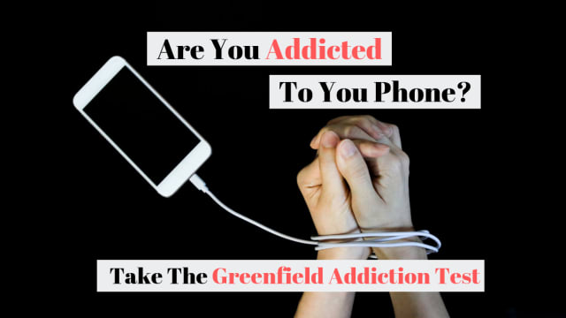 Smartphone addiction is becoming more and more common. Are you tied to your device? Take this official test to find out!