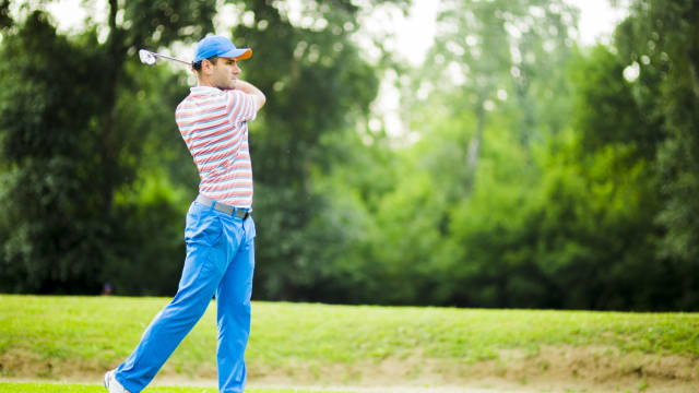 Lots of people are good, even great golfers. Most of them will never turn pro though. So what separates the pro golfers from just the rest of us?