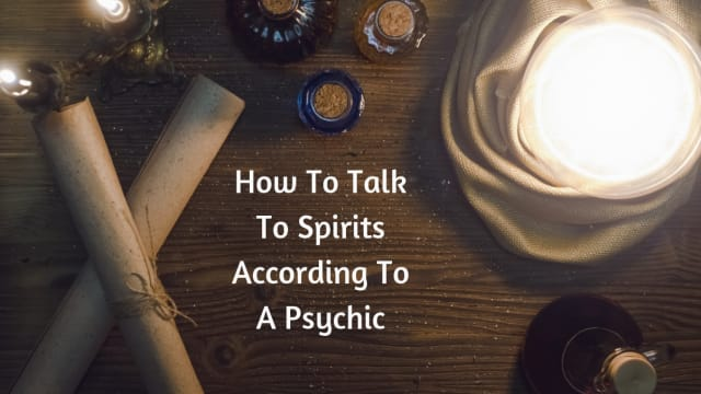 Have you ever wondered how to contact spirits from the beyond? Check out this step-by-step guide!