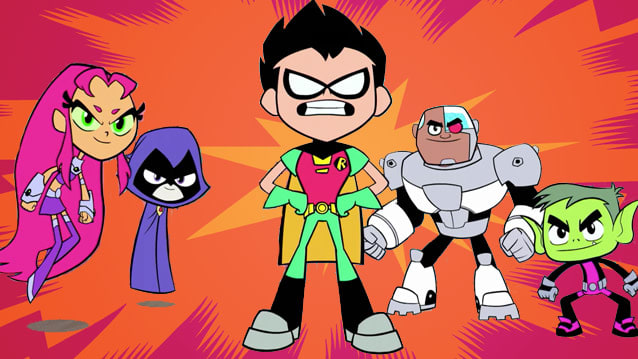 Are you a true Teen Titans Go! superfan?