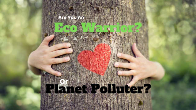 Protecting the environment is arguably the most important issue of our time. Find out if you are an eco-warrior​ or a planet polluter with this quiz.