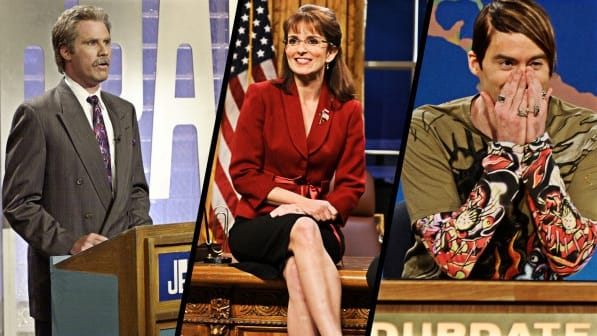 Saturday Night Live has been on the air for decades. The popular sketch comedy show has produced hundreds of characters and one of them is just like you.