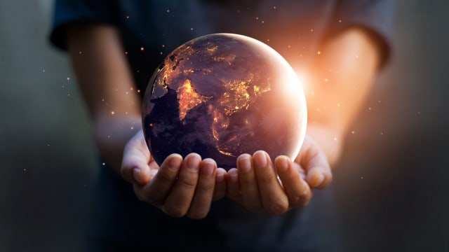 Is it possible to get everyone on board to combat climate change? Let's look at just one possibility on how to get our society in fighting shape.