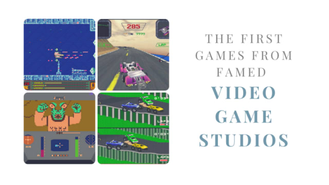 The video game industry is a billion dollar a year monster that puts all other forms of entertainment to shame. Most people know the big studios, but very few people (let alone anyone under the age of 20) know how far some of these studios have come.   With that said we look back at 10 major video game studios/developers that had some pretty humble beginnings before turning into massive animals that release focused tested drivel.