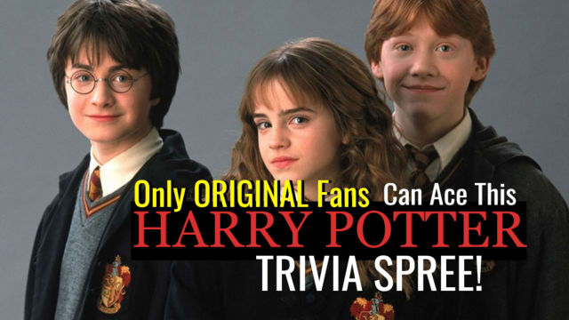 We've all taken a thousand Harry Potter quizzes as this point, right? Not this one, you haven't! Earn Your 'O' for OUTSTANDING here with this SPREE of quizzes, each formed with questions our Pottermore experts have gathered from the entire series of books! Ready?