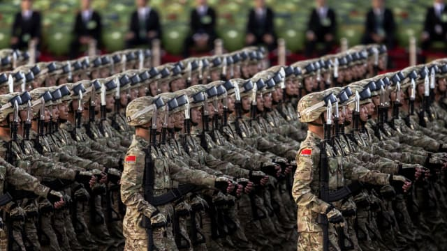 China's military is growing at a rapid pace. But how is the People's Liberation Army advancing and just how big a threat are they?