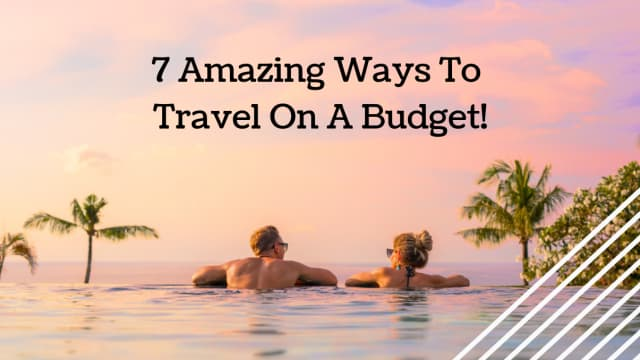 #2: Travel during off peak seasons!