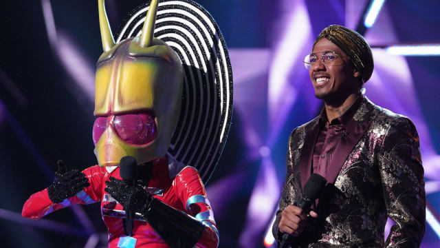 Spoilers ahead! And the Alien on The Masked Singer is...