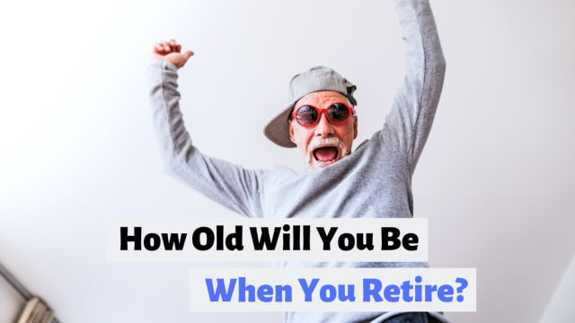 Ever wonder how old you'll be when you finally stop working? Take this quiz to find out!