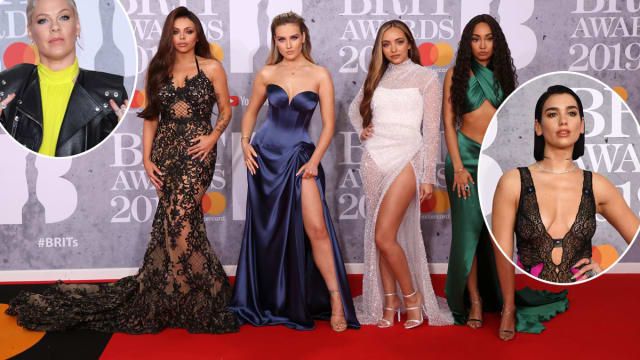 Who was YOUR best dressed of the night?? Upvote HERE!