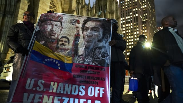 The U.S. has tried to use foreign aid to spur regime change in the past. This didn't always end well. With Venezuela in crisis, will the United States be able push its humanitarian aid through without conflict?