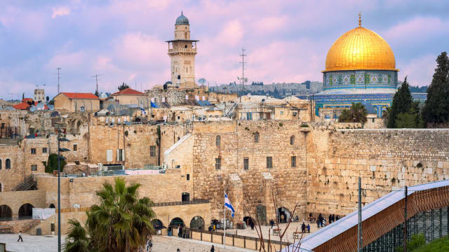Jews have always been present in the Holy Land, but exactly how many political states have Jews created there? Let's find out!
