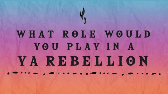 In We Set the Dark on Fire, the main character, Dani, becomes involved in a rebellion to take down the patriarchy. There's a ton of different work going into their venture—but what role would you play? Let's find out!