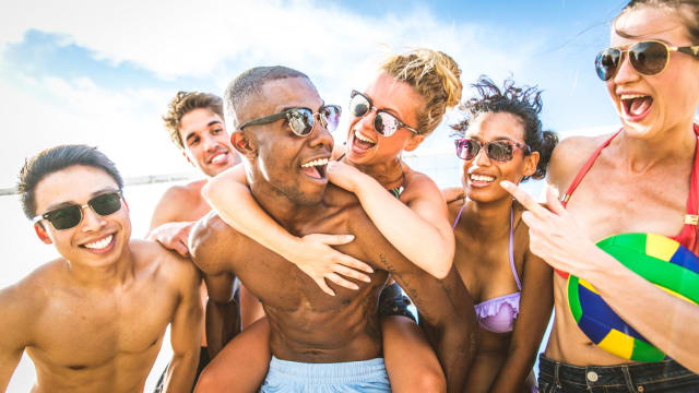 Spring break is here and it's time to ditch the books and have a good time. The only question is where should you party down for spring break?