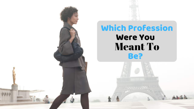 What do you crave most out of your professional life?