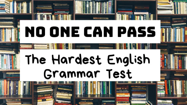 You need to score at least 15/20 in order to pass this test.