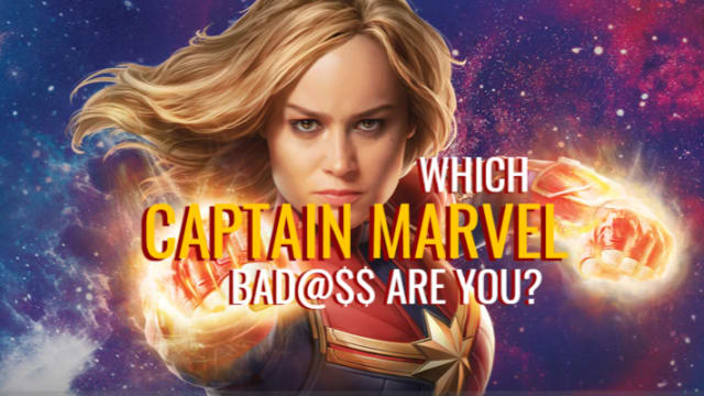 Are you the Captain herself? A superspy in the making? Or someone entirely out of this world?