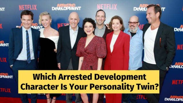 Ever wonder which of the Bluth/Funke family members you are? Take this quiz to find out!