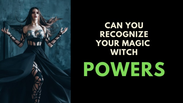 How much do you radiate your inner force of nature. Did you know how much power you hold within witch doctor?