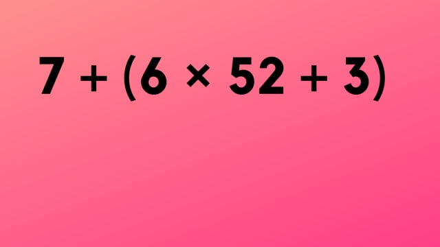 Can you solve this super hard equation??