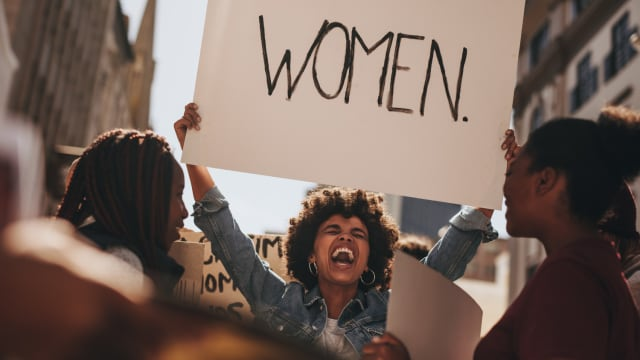 Feminism is controversial. But should it be? There's a lot of misinformation out there around what feminists want. While there are different factions with different agenda, they all essentially want one thing. Let's take a look.