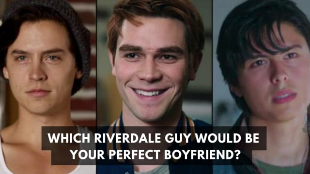 There's no shortage of hunky guys at Riverdale. The question though is which guy would be your perfect beau? Time to find out if it's athletic and outgoing or shy and creative?
