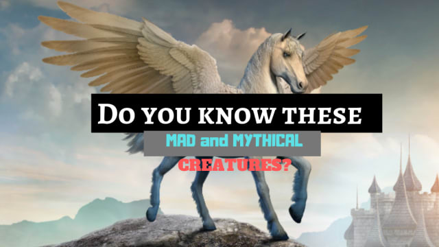How immersed in the fantasy realm are you? Can you guess these weird and wonderful creatures from all of your best storytales? Pass this quiz and we will tell you how mystical you really are.