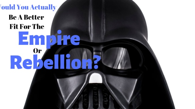 If you lived a long time ago in a galaxy far, far away, it's tough to tell whether you would have sided with or against the Empire. Take this quiz to find out for sure!