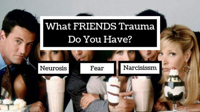 We all love Friends but what is your biggest Friends trauma in your life? Are you a nihilist, suffer from neurosis or act like a spoilt child sometimes? Try this quiz and learn all about your shadow personality.