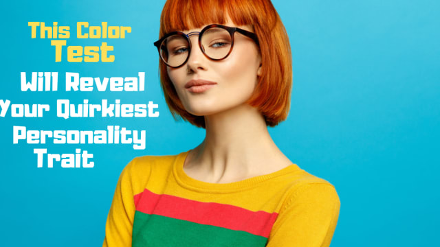 Colors have their own distinct wavelengths and energetic signature. The color you choose has the power to determine parts of your personality. Ever wonder what your quirkiest trait is? Let the colors show you!