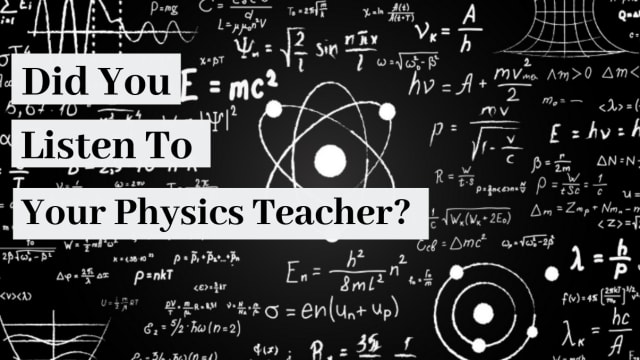 How well did you listen to your teacher in class? Let's take this quiz and see!