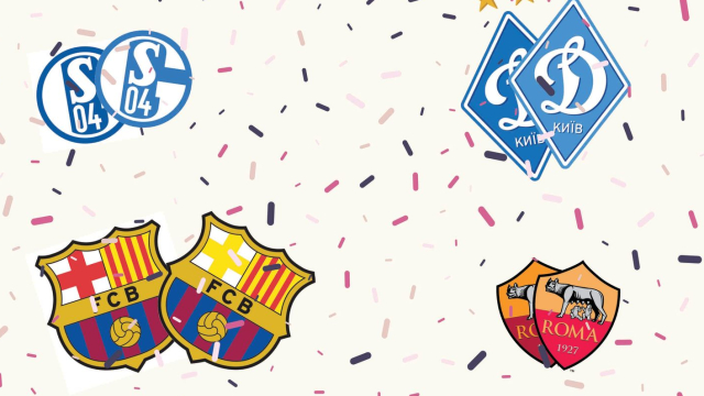 How well do you remember the colors and shades in the logos of football clubs having an e-football team?