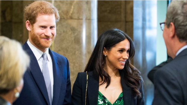 Are you the Meghan Markle or the Prince Harry of your relationship?