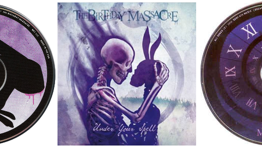 The Birthday Massacre is known for their deep, dark, yet playful and imaginative album themes. Which one are you? -as of 2018, including Imagica