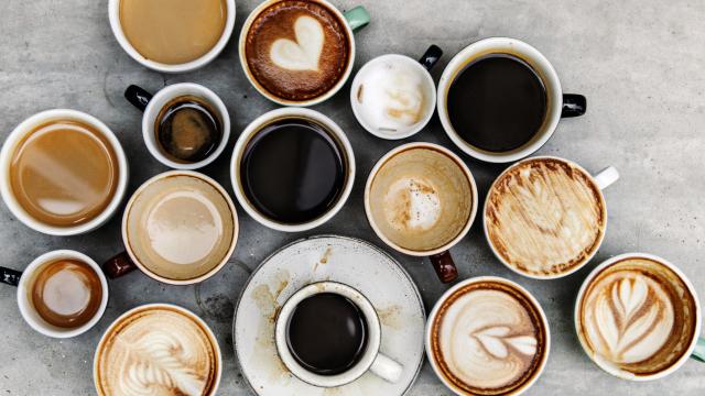 So many choices! Where should you get your caffeine fix?