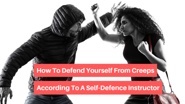 You can never be too safe these days. A creep could be right around the corner. Follow these tips to make sure you're staying safe on the streets.