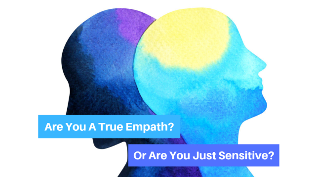 "A lot of people think they are an empath when they're actually just ""sensitive"". Are you a true empath? Take this quiz to find out."