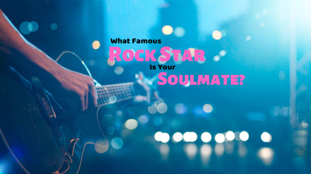 Throughout Rock N Roll's long history, there is one famous Rock Star who is your soulmate. Answer these questions to find out who it is.