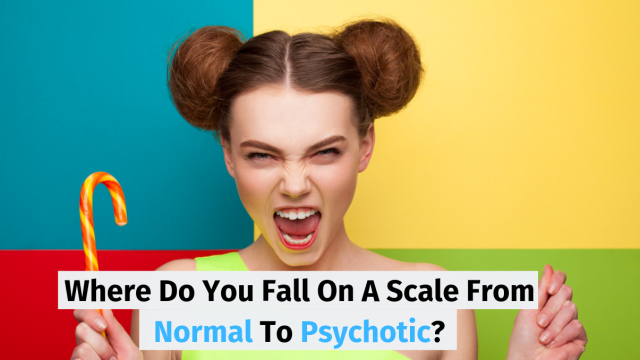 Who knew that your sleeping habits holds the key to whether or not you're a full-blown psychopath?! Take this quiz and find out the truth about your sanity.