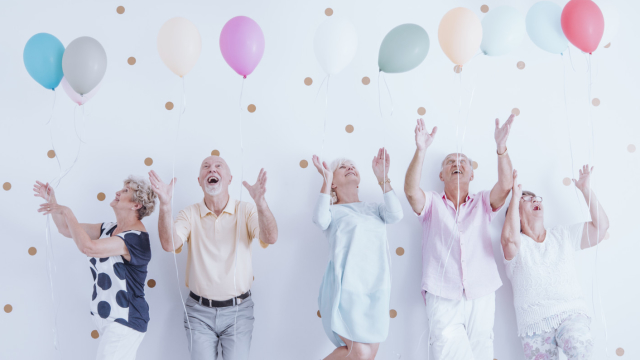People are living longer, leading to an aging population; while this brings certain issues, there are a few silver linings. Check it out below!