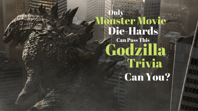 Godzilla: King of the Monsters is set to release later this year. See if you are a Monster Movie die-hard by taking this Godzilla Trivia.