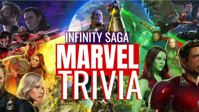 Want to feel ready for AVENGERS: ENDGAME, or simply prove you're top pick as far as MCU Fans are concerned? This is the Ultimate Trivia for you!