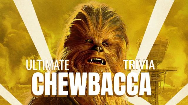 Celebrate the legendary life of Chewbacca's heart and soul, Peter Mayhew, by delving into this gorgeous ULTIMATE TRIVIA of all Chewie's films, spanning the 40+ year STAR WARS Franchise