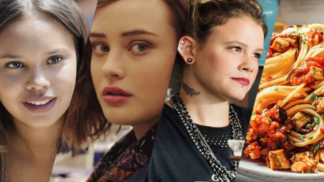 Build your own pasta dish and we'll tell you which of the 13 Reasons Why girls you're definitely most like!