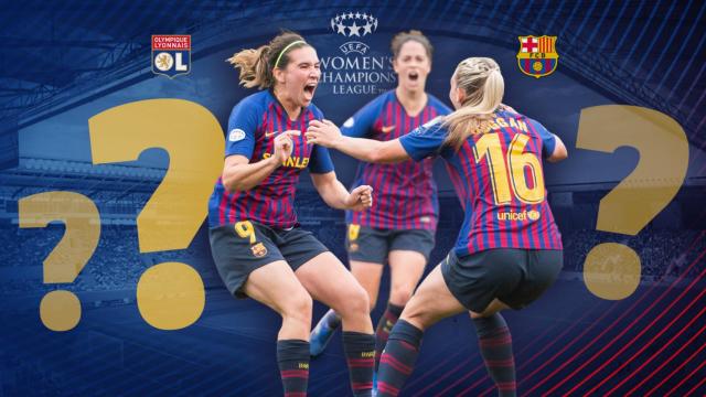 Avant la première finale dans la compétition du Barça Féminin, testez vos connaissances sur le parcours des Blaugrana