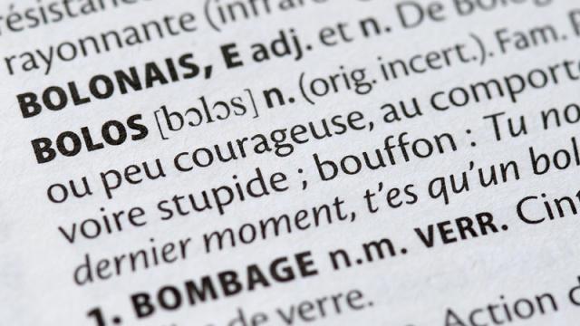 """""""Jober"""", """"enfirouaper"""", """"beignerie""""... Ces mots ont font leur entrée dans Le Petit Robert. Connaissez-vous leur sens ?"""