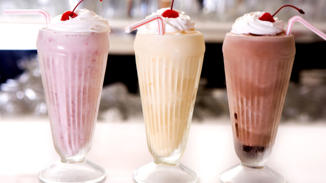 Does your milkshake bring all the boys to the yard?