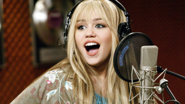 'Who Said' you can't be a Hannah Montana song?!