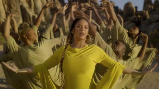 """Beyonce has released a video to go along with her single """"Spirit,"""" that is featured in the new Disney remake of the Lion King. It's everything you want in a Beyonce video, all in front of an African savannah landscape. Beyonce has many iconic music videos, let's see which one you are!"""