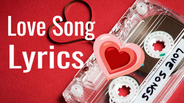 There's nothing like a sappy love song, especially on Valentine's Day. Hold on to your hats, cause these lyrics are gonna get chees-y.